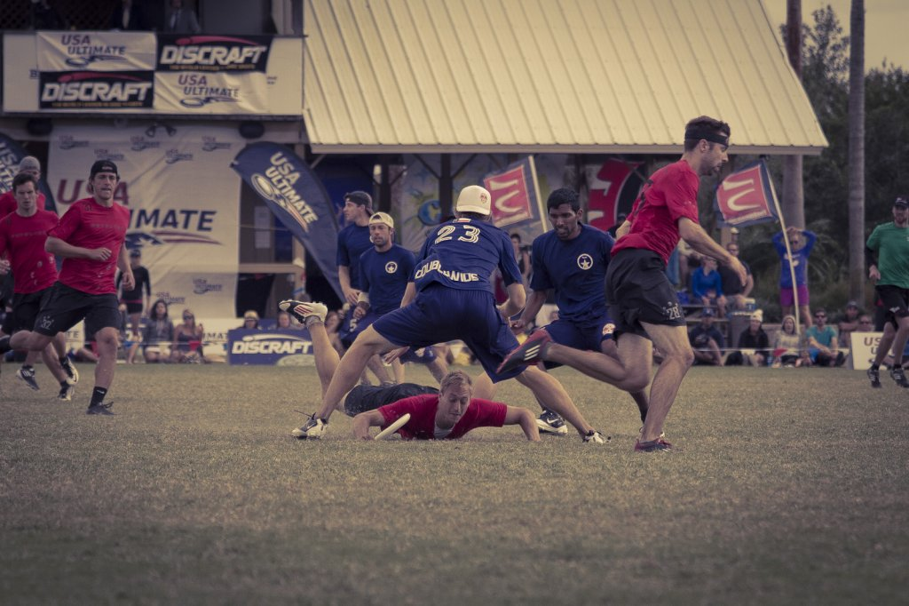 Ultimate Club Championships 2012